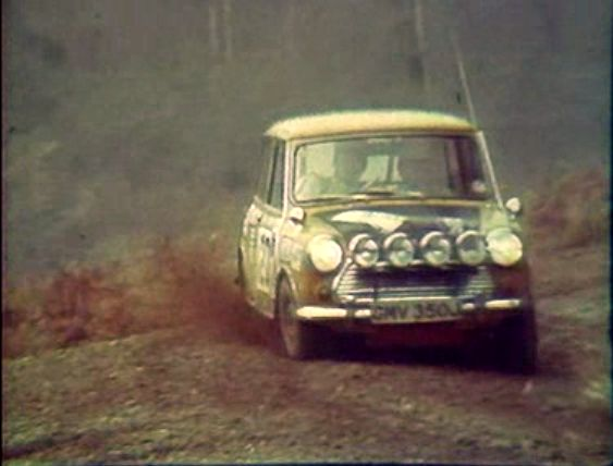 1971 Mini Cooper S 1275 MkIII ADO50 In