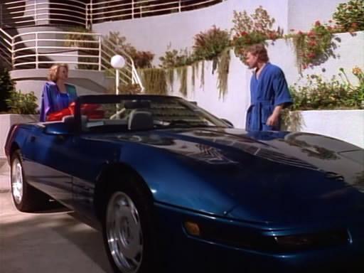 Imcdb Org 1991 Chevrolet Corvette C4 In Quot Beverly Hills 90210 1990 2000 Quot