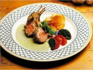 plato montaje tradicional 3 im 300x225 Presentacion y Montaje de platos, la guia definitiva