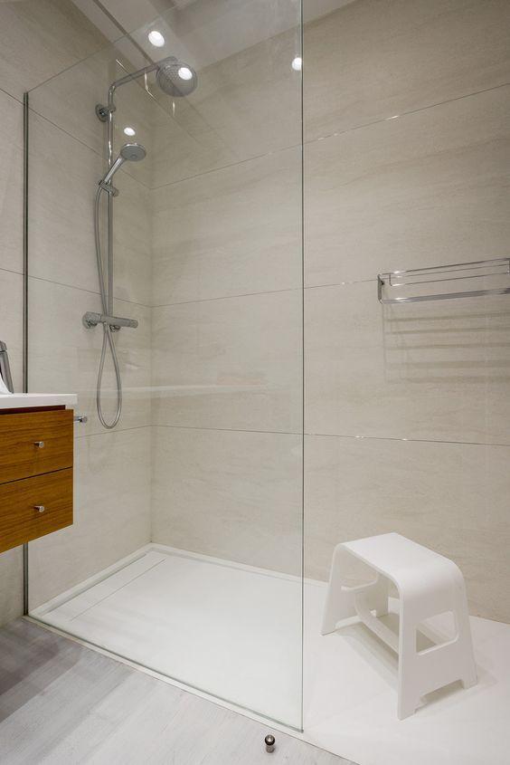Cambiar vieja bañera por un plato ducha