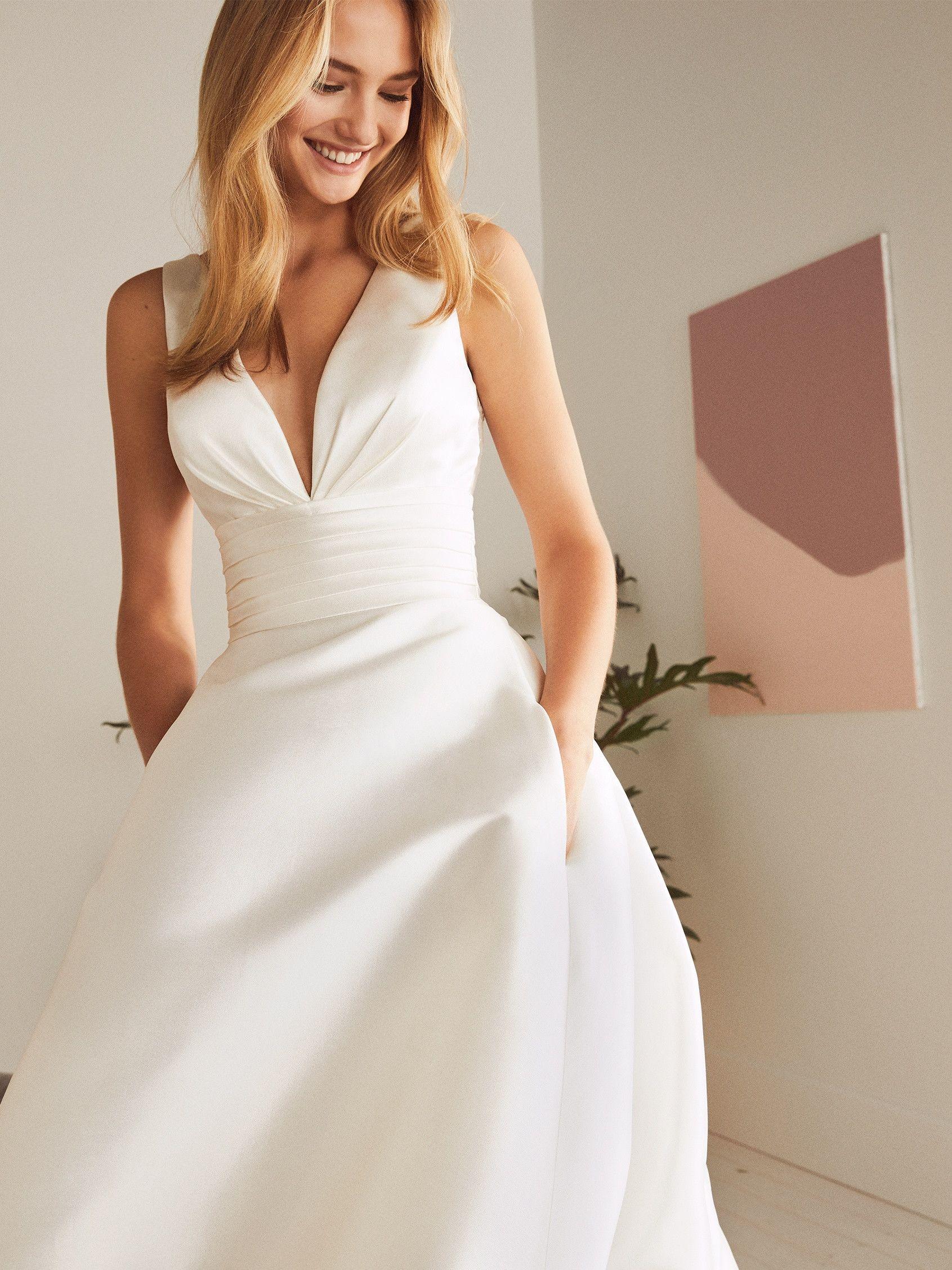 Las mejores webs para trajes de novia