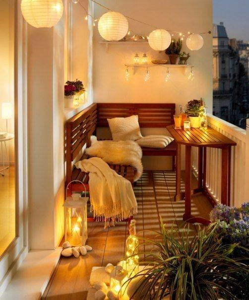 Decoración de interior, exterior, terraza y jandín
