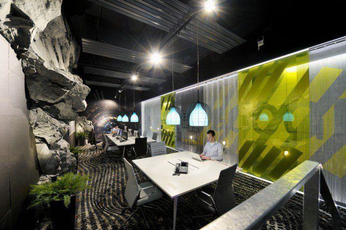 Oficinas expectaculares