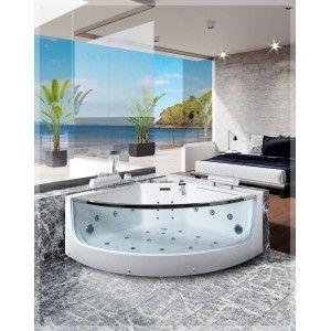 Jacuzzis y bañeras con hidromasaje en baños