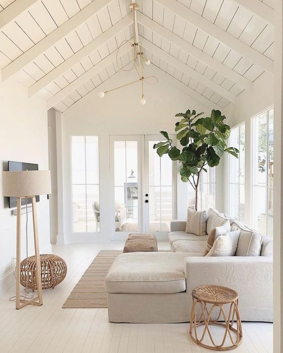 Decoración de tu hogar con estilo Nórdico - salas