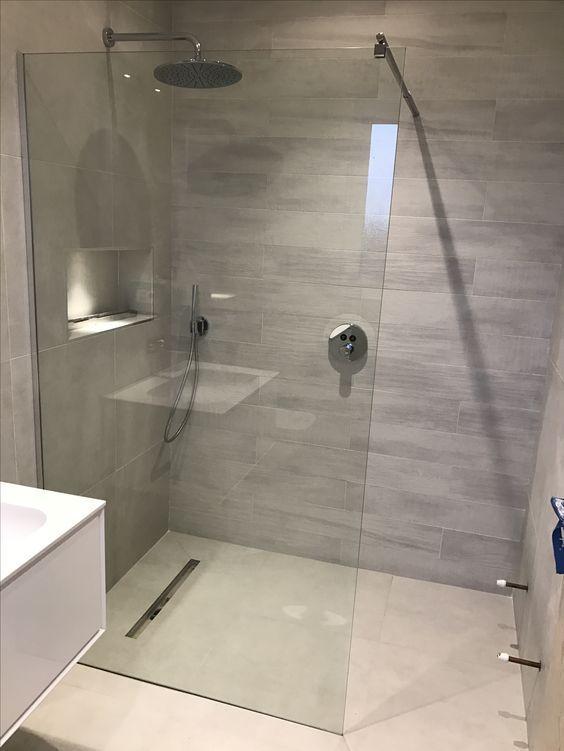plato ducha en baño