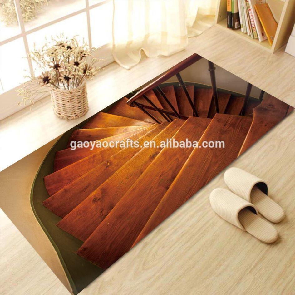 vinilo decorativo de escaleras en 3D
