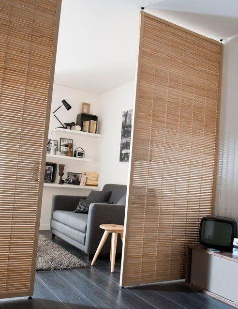 Decoración de interiores con separadores de ambiente - otros separadores (2)