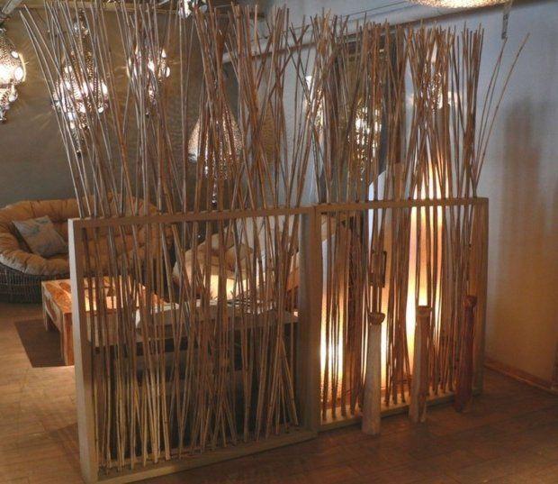 Decoración de interiores con separadores de ambiente - otros separadores (5)
