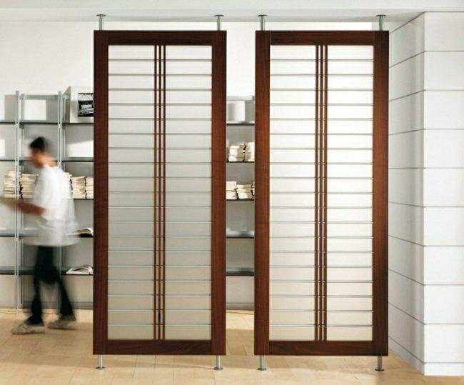Decoración de interiores con separadores de ambiente - otros separadores (7)