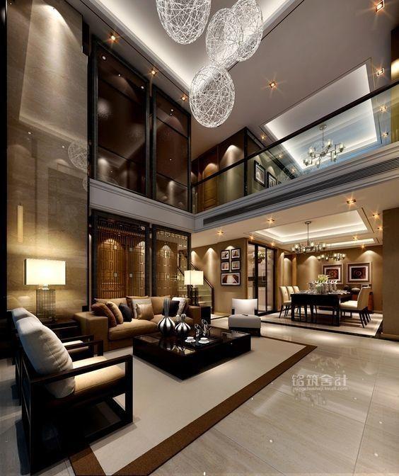 ideas, diseños y decoración para salones (8)