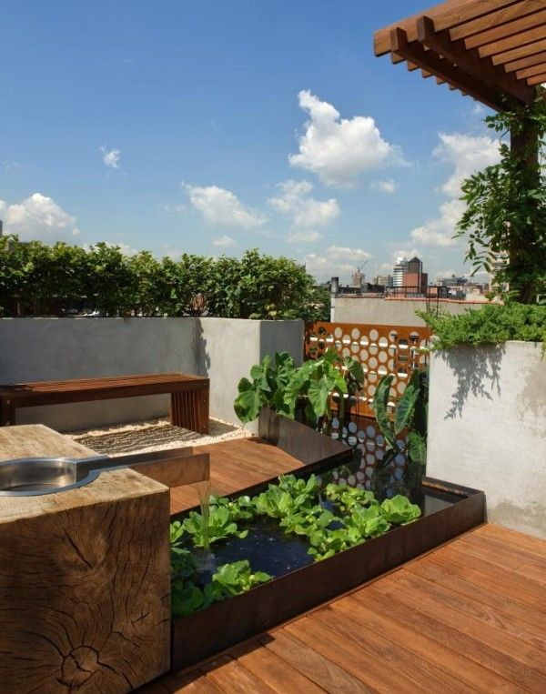 11 Ideas para terraza jardín (1)