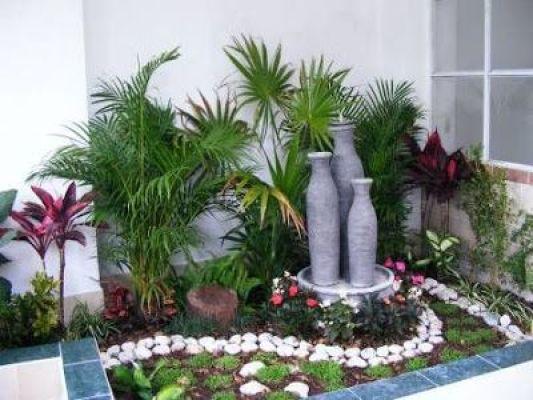 11 Ideas para terraza jardín (10)