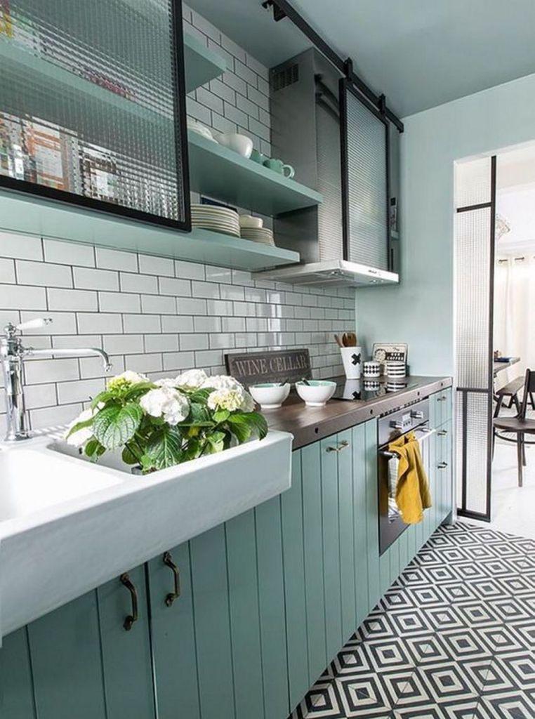 9 Ideas para decorar tu cocina vintage (10)