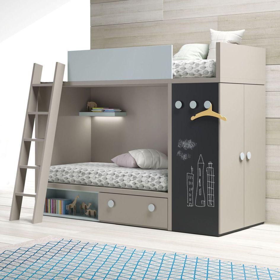 Decoración en habitaciones juveniles - www.imdete (10)