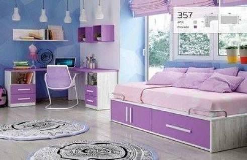 Decoración en habitaciones juveniles - www.imdete (11)