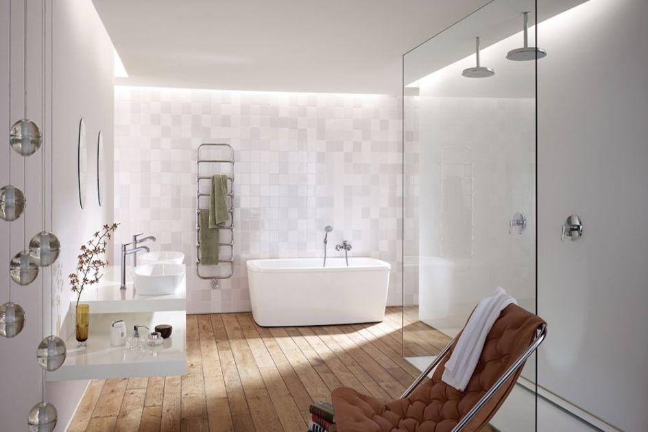 Los 3 estilos más importantes para la decoración - nordico baño