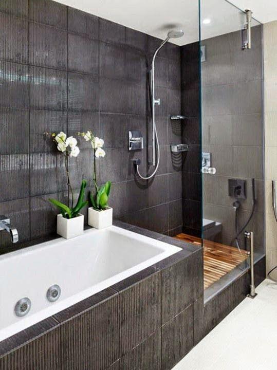 Reforma y decoración de un baño grande (5)