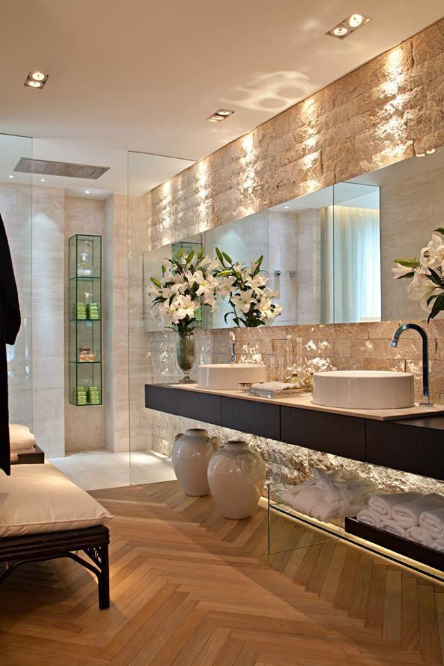 Reforma y decoración de un baño grande (7)
