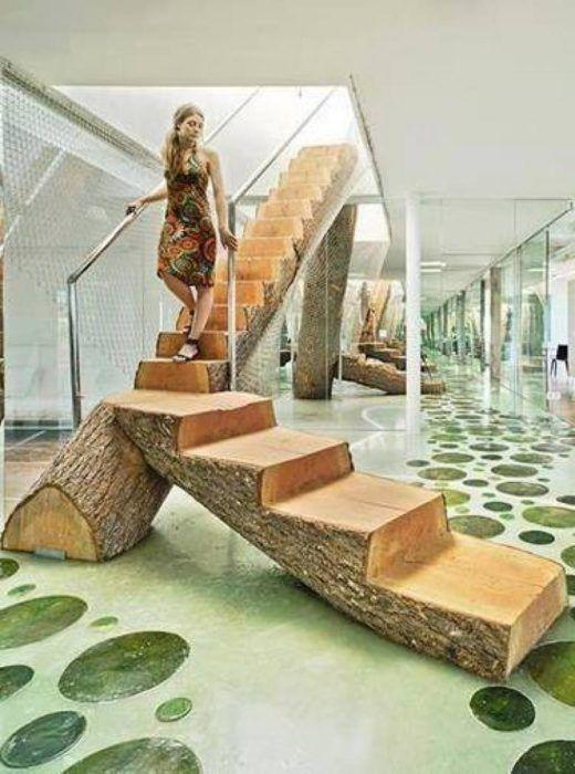 escaleras que desearias tener en tu casa (10)