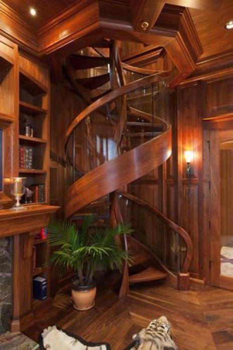 escaleras que desearias tener en tu casa (12)