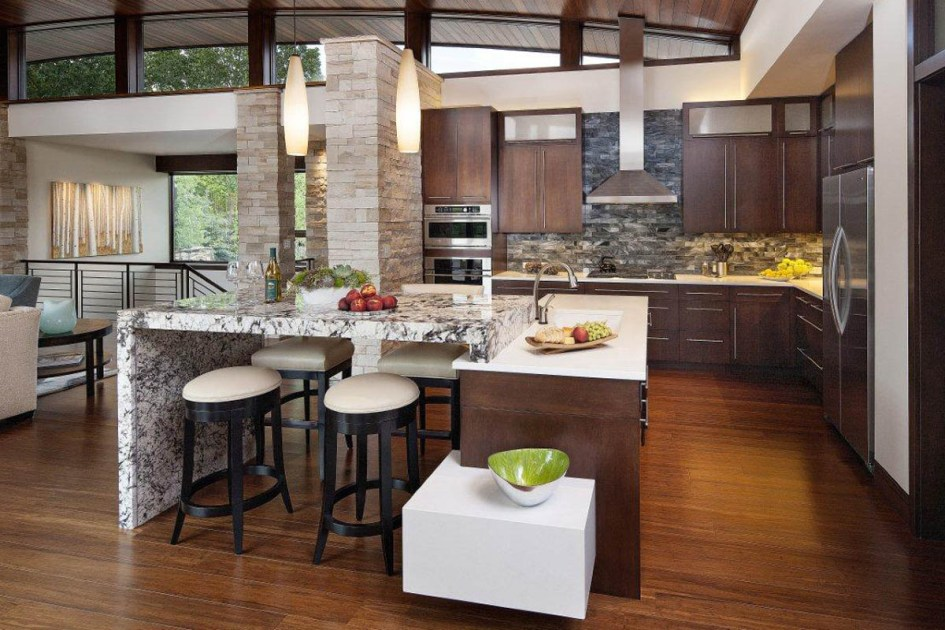 11 Reformas y decoraciones de cocinas abiertas (1)