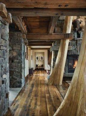 decoración para casas de madera (10)