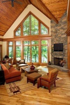 decoración para casas de madera (11)