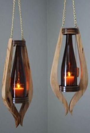 Crea y decora tu hogar con lámparas DIY (12)
