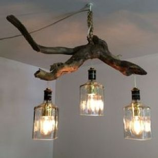 Crea y decora tu hogar con lámparas DIY (13)