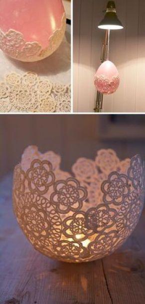 Crea y decora tu hogar con lámparas DIY (5)