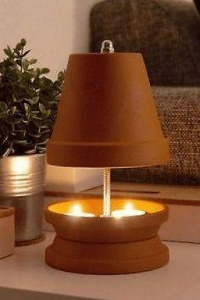 Crea y decora tu hogar con lámparas DIY (6)