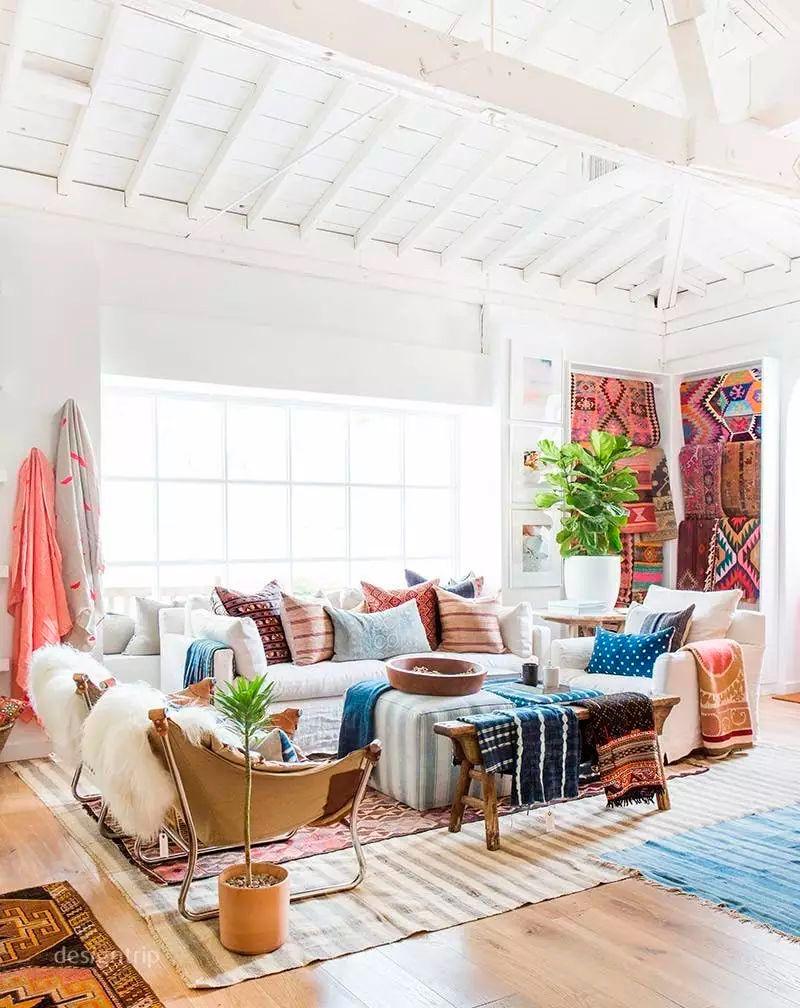 Decora tu casa al puro estilo bohemio - imdetec (1)