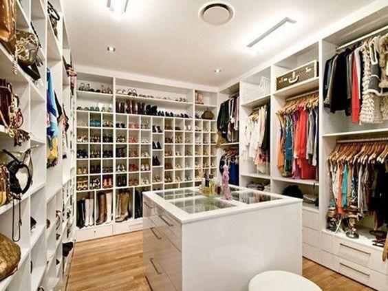 Vestidores y armarios que te cambiaran la vida (2)