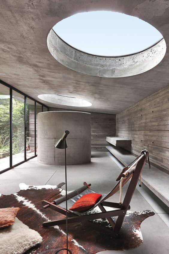 Decoración del hogar con cemento y hormigón (10)