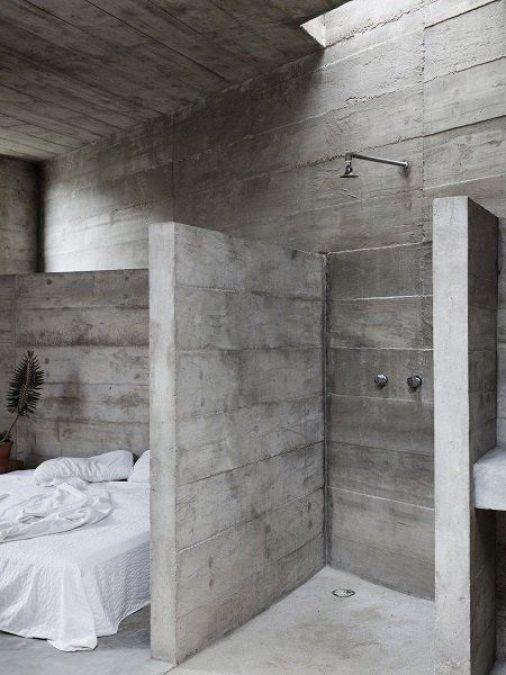 Decoración del hogar con cemento y hormigón (18)