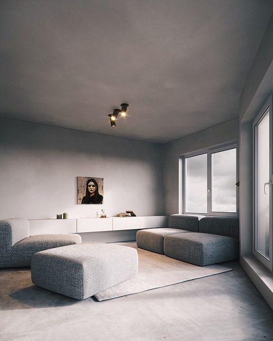 Decoración del hogar con cemento y hormigón (6)