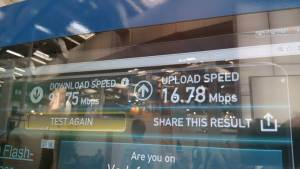 ime mobile LTE Topspeed Hannover Messe