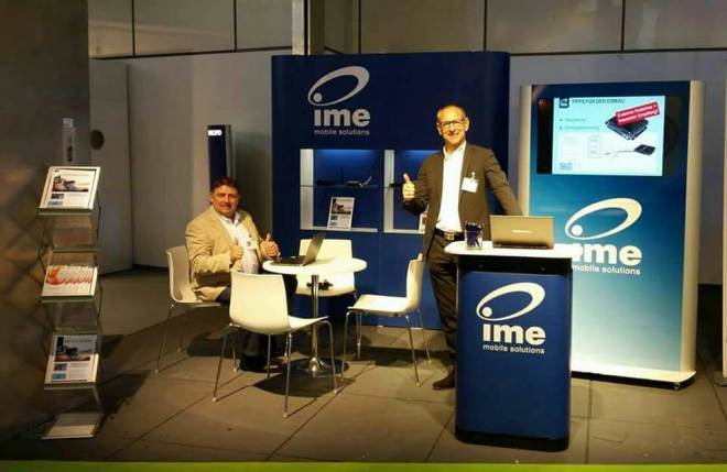 ime Stand BUS2BUS 2017