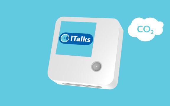 ITalks Elsys CO2 Sensor