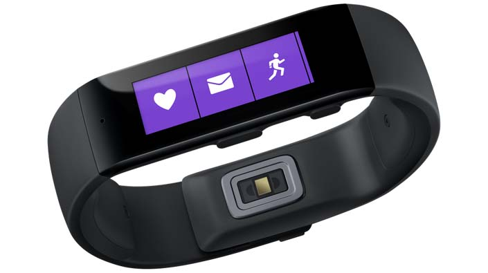Microsoft Band Hero 2.0