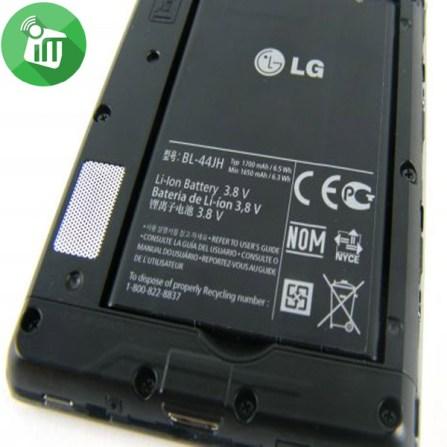 Accessories Original Battery LG Optimus L7 P700_03