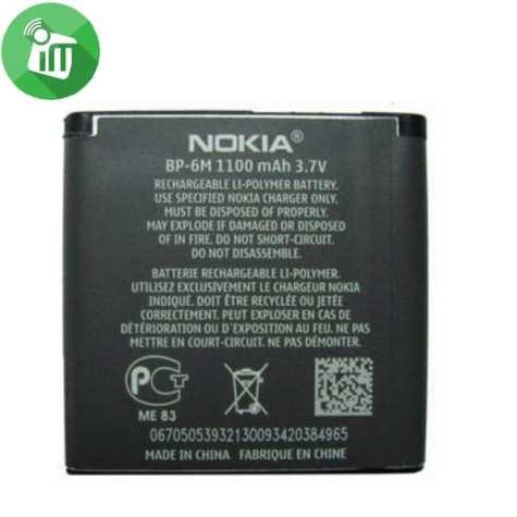 Accessories Original Battery for Nokia BP-6M_03