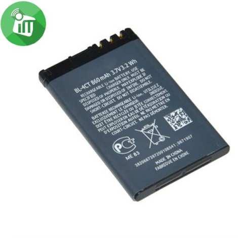 Original Battery Nokia BL-4CT_02
