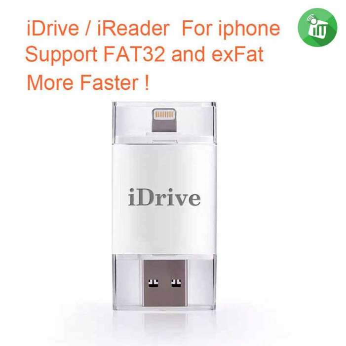 iDrive _iFlash_ Lightning _to _USB _OTG _Drive _For _Apple _and _Android_ (2)
