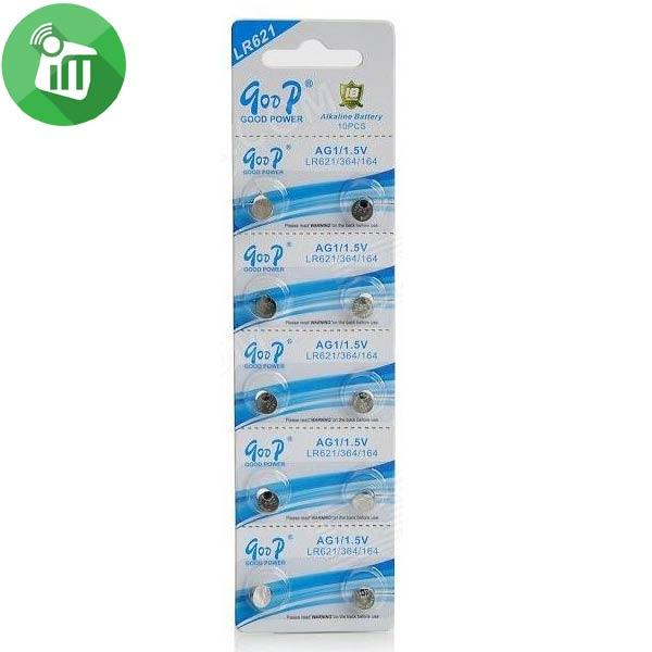 qoop Alkaline Battery LR621- 1 (3)
