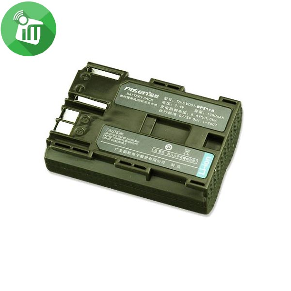 Pisen BP511A Camera Battery Charger for Canon EOS-300D10D (3)