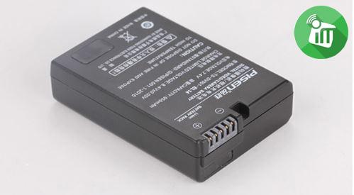 Pisen EL14 Camera Battery Charger for NIKON (1)