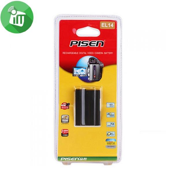 Pisen EL14 Camera Battery Charger for NIKON (2)