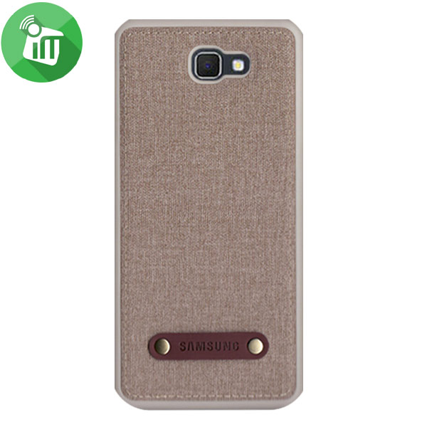 Jeans Tpu Back Cover For Samsung Galaxy J7 Prime